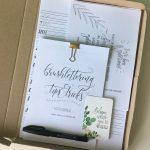 Brushlettering -doe het lekker zelf- pakket