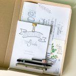 Handlettering -doe het lekker zelf- pakket
